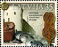 Stamps of Latvia, 2009-10.jpg