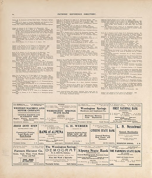 File Standard atlas of Jerauld County South Dakota including a