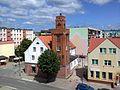 Stara wieża strażacka w Piszu.jpg