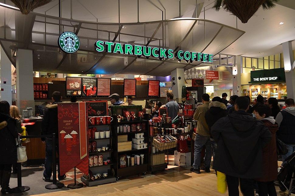StarbucksVaughanMills
