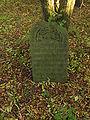 Stary cmentarz żydowski w Lublinie macewy8.jpg
