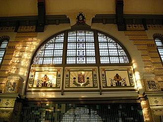 Leeuwarden railway station - Image: Station Leeuwarden 31