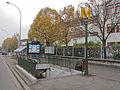 Station métro Maisons-Alfort-Stade - IMG 3658.jpg