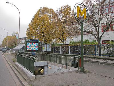 Maisons-Alfort - Stade (métro de Paris)