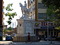 Statue of King Constantine Salonica 3.jpg