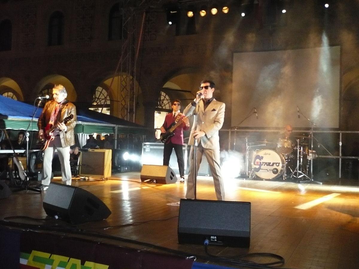 Statuto Gruppo Musicale Wikipedia