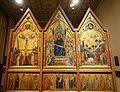 Stefaneschi Triptych, by Giotto di Bondone and assistants, c. 1320-1325 - Pinacoteca Vaticana - Vatican Museums - DSC01205.jpg