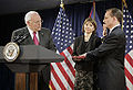Steve Preston swearing-in ceremony as Administrator of the SBA, July 26, 2006.jpg