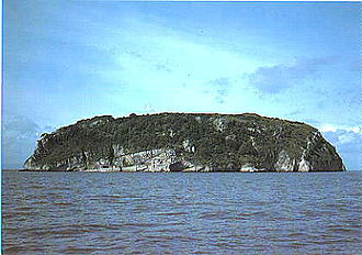 Steep Holm - Image: Stholm 2