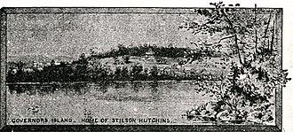 Stilson Hutchins - Image: Stilsonhutchinshome