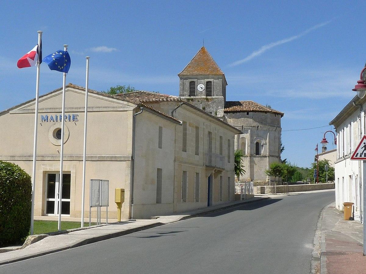 Saint Martin du Bois (Gironde) u2014 Wikipédia # Saint Martin Du Bois