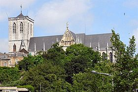 Image illustrative de l'article Basilique Saint-Martin de Liège
