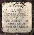 Stolperstein Hektorstr 16 (Halsee) Ludwig Schopflocher.jpg