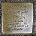 Stolperstein Herford Alter Markt 8 Martha Landau.JPG