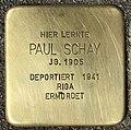 Stolperstein für Paul Schay (Köln).jpg