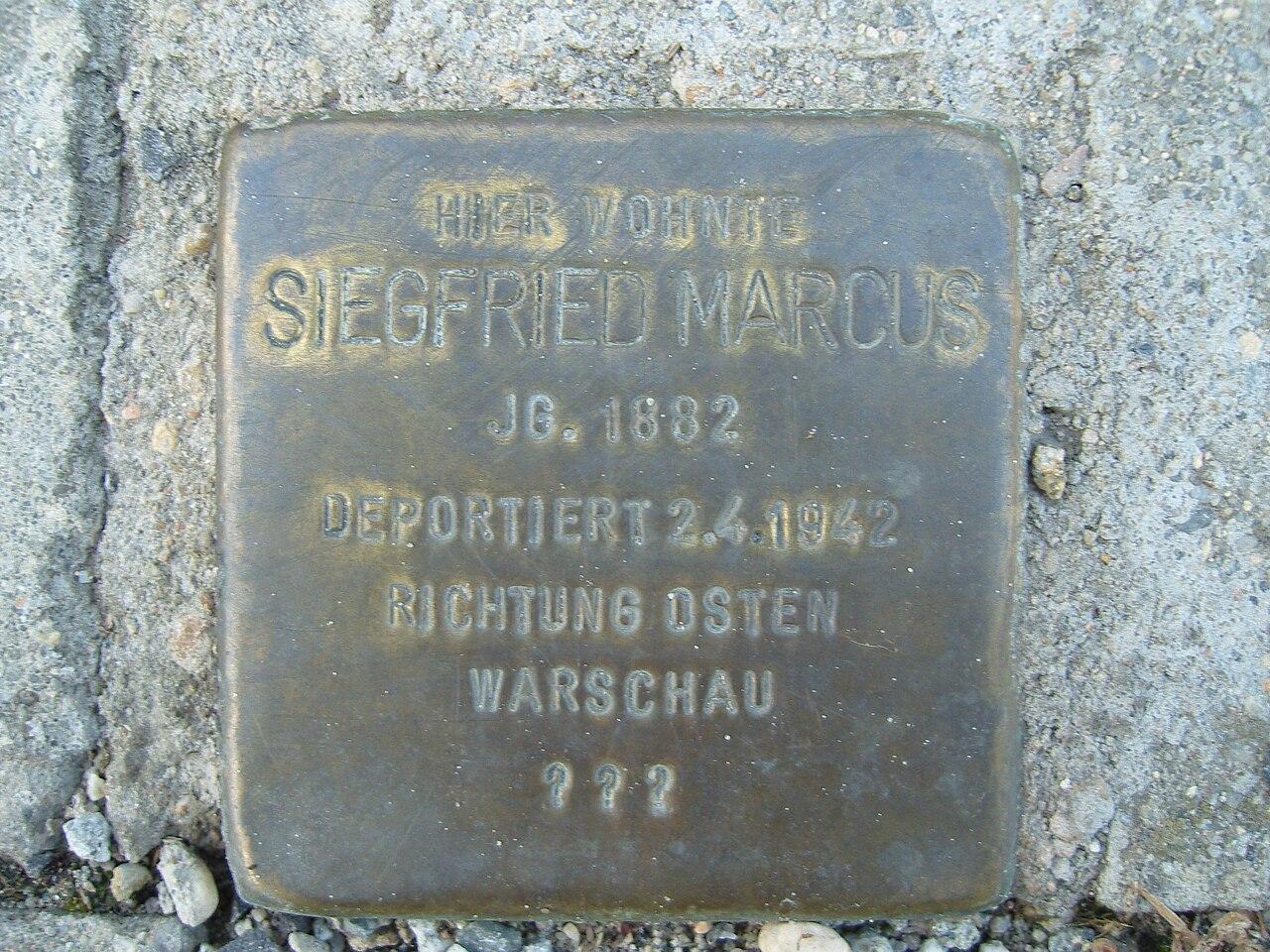 Stolperstein sfb marcus.JPG
