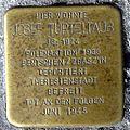 Stolpersteine Dortmund Heiligegartenstr. 6-8 Josef Turteltaub.jpg