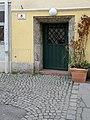 Stolpersteine Salzburg, Wohnhaus Pfeifergasse 8.jpg