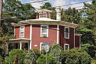 William Bryant Octagon House