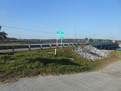 Stono Rebellion site - Jan 23 2013.jpg