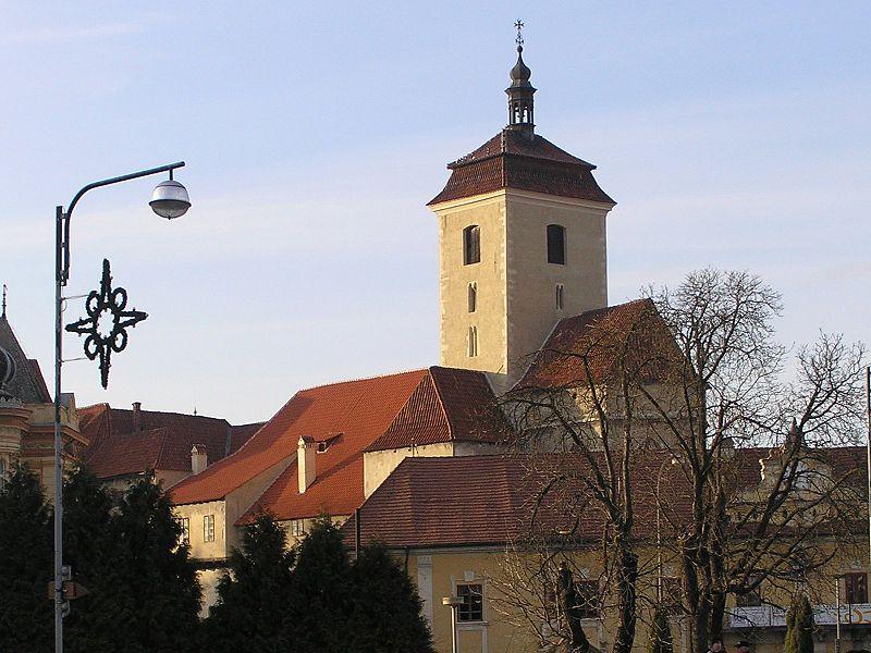 kostel sv. Prokopa ve Strakonicích