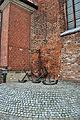 Stralsund, Meeresmuseum in der Katharinenkirche, Anker (2012-04-10), by Klugschnacker in Wikipedia.jpg