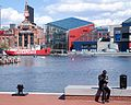 Street Musician at Inner Harbor.jpg