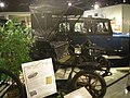 Studebaker National Museum May 2014 068 (1907 Studebaker Electric Runabout).jpg