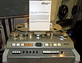 Studer J37 4-track tape recorder (1964-1972), Abbey Road Studios.jpg