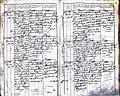 Subačiaus RKB 1827-1830 krikšto metrikų knyga 033.jpg
