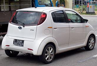 Subaru R2 - Facelift Subaru R2 (Singapore)
