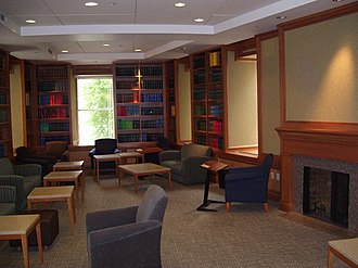 Suffolk College of Arts and Sciences - Sawyer Library, 2007