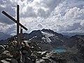 Summit cross on Piz Polaschin 1.jpg
