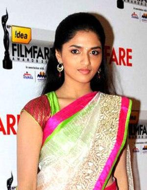 Sunaina - Sunaina at the 60th Filmfare Awards South, 2014