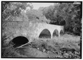 Sunrise Mill, Stone Bridge, Neiffler Road south of Swamp Creek, Frederick, Montgomery County, PA HABS PA,46-FRED.V,1A-1.tif