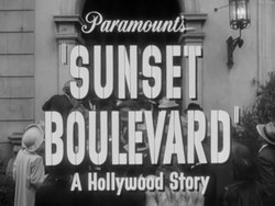 Archivo:Sunset Boulevard (1950) - Trailer.webm