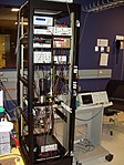 Superconducting nanowire single-photon detector in the DARPA Quantum Network (BBN) - June 2005 - P1010035.jpg