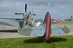 Supermarine Spitfire HF.IXc 'PV181 RAB' (G-BRSF) (42513139012).jpg