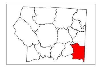 Shoals Township Surry County North Carolina