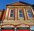 Sutton Masonic Hall door, SUTTON, Surrey, Greater London (4).jpg