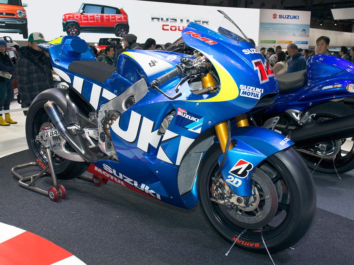 Suzuki MotoGP – Wikipedia
