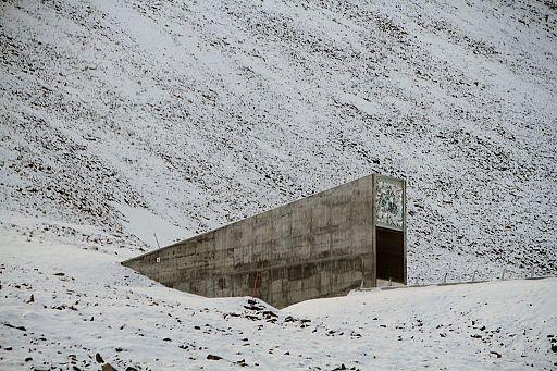 Svalbard seed vault IMG 8751