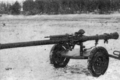 Swedish 90-mm recoilless antitank rifle on towed mount.png