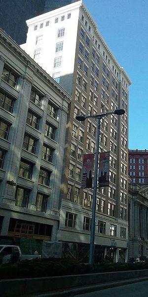 Swetland Building (Cleveland) - Image: Swetland CLE