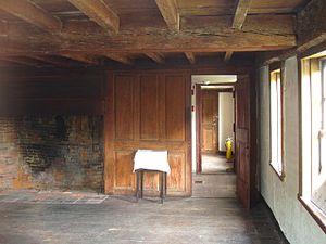 Swett–Ilsley House - Interior view
