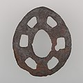 Sword Guard (Tsuba) MET 17.229.43 001may2014.jpg