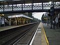 Sydenham Hill stn look west.JPG