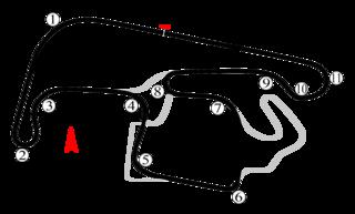Sydney Motorsport Park Motorsport track in Australia