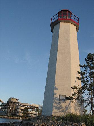 Sylvan Lake, Alberta - Sylvan Lake Lighthouse