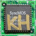 SyncMOS 8 Bit Micro-Controller SM5964C40J-3611.jpg